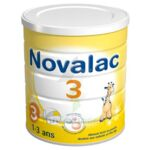 Acheter Novalac 3 Croissance lait en poudre 800g à Sarrebourg