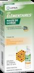 Acheter LES ELEMENTAIRES Solution buccale maux de gorge adulte 30ml à Sarrebourg