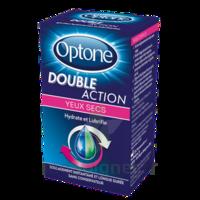Optone Double Action Solution Oculaire Yeux Secs Fl/10ml à Sarrebourg