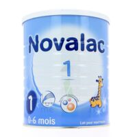 Novalac 1 Lait En Poudre 1er âge B/800g à Sarrebourg