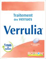 Boiron Verrulia Comprimés à Sarrebourg