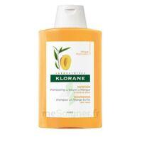 Klorane Beurre De Mangue Shampooing Cheveux Secs 200ml à Sarrebourg
