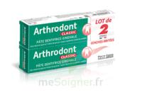 Pierre Fabre Oral Care Arthrodont Dentifrice Classic Lot De 2 75ml à Sarrebourg