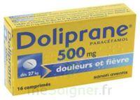 DOLIPRANE 500 mg Comprimés 2plq/8 (16) à Sarrebourg