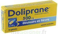DOLIPRANE 500 mg Gélules B/16 à Sarrebourg