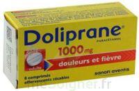 DOLIPRANE 1000 mg Comprimés effervescents sécables T/8 à Sarrebourg