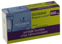 Diosmine Biogaran Conseil 600 Mg, Comprimé Pelliculé à Sarrebourg