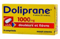 DOLIPRANE 1000 mg Comprimés Plq/8 à Sarrebourg