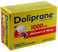 DOLIPRANE 1000 mg Poudre pour solution buvable en sachet-dose B/8 à Sarrebourg