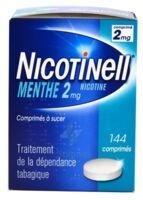 Nicotinell Menthe 2 Mg, Comprimé à Sucer Plaq/144 à Sarrebourg