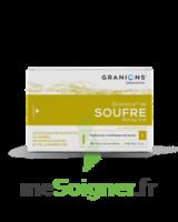GRANIONS DE SOUFRE 19,5 mg/2 ml S buv 30Amp/2ml à Sarrebourg