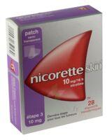 Nicoretteskin 10 mg/16 h Dispositif transdermique B/28 à Sarrebourg