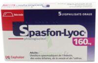 SPASFON LYOC 160 mg, lyophilisat oral à Sarrebourg