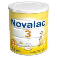 Novalac 3 Lait De Croissance B/800g à Sarrebourg