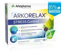 Arkorelax Stress Control Comprimés B/30 à Sarrebourg