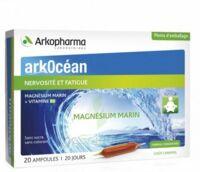 Arkocean Magnesium Marin Solution buvable caramel 20 Ampoules/10ml à Sarrebourg