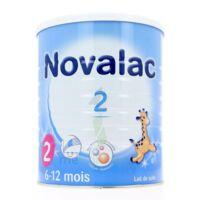 Novalac 2 Lait en poudre 800g à Sarrebourg