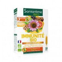 Santarome Bio Immunité Solution buvable 20 Ampoules/10ml à Sarrebourg