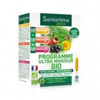 Santarome Bio Programme ultra minceur Solution buvable 30 Ampoules/10ml à Sarrebourg