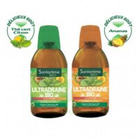 Ultradraine Bio Solution buvable Thé vert citron Fl/500ml à Sarrebourg