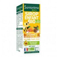 Santarome Bio Sirop fortifiant enfant Fl/150ml à Sarrebourg