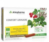 Arkofluide Bio Ultraextract Solution buvable confort urinaire 20 Ampoules/10ml à Sarrebourg