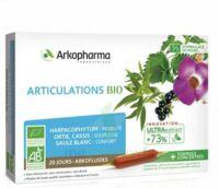Arkofluide Bio Ultraextract Solution buvable articulations 20 Ampoules/10ml à Sarrebourg