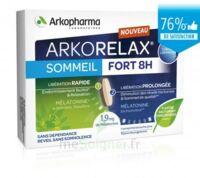 Arkorelax Sommeil Fort 8H Comprimés B/15 à Sarrebourg