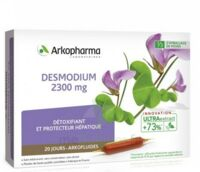 Arkofluide Bio Ultraextract Desmodium Solution buvable 20 Ampoules/10ml à Sarrebourg