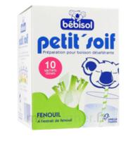 Bébisol Petit'Soif Fenouil x10 à Sarrebourg