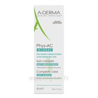 Aderma Phys'ac Global Soin Imperfection Sévères 40ml à Sarrebourg