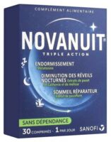 Novanuit Triple Action B/30