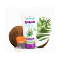 Puressentiel Anti-poux Shampooing Masque Traitant 2 En 1 Anti-poux Avec Peigne - 150 Ml à Sarrebourg