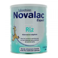 Novalac Expert Riz Lait En Poudre 0-36mois B/800g à Sarrebourg