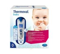 Thermoval Baby Thermomètre électronique sans contact
