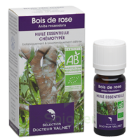 DOCTEUR VALNET Huile Essentielle BIO, BOIS DE ROSE 10ML à Sarrebourg
