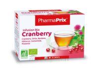 Infusion Bio Cranberry à Sarrebourg