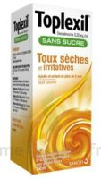 TOPLEXIL 0,33 mg/ml sans sucre solution buvable 150ml à Sarrebourg