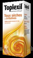 Toplexil 0,33 Mg/ml, Sirop 150ml à Sarrebourg