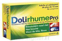 Dolirhumepro Cpr Plq/16 à Sarrebourg