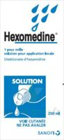 HEXOMEDINE 1 POUR MILLE S appl loc Fl/250ml à Sarrebourg