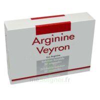 ARGININE VEYRON, solution buvable en ampoule à Sarrebourg