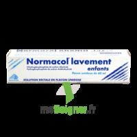 NORMACOL LAVEMENT ENFANTS, solution rectale, récipient unidose à Sarrebourg