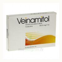 VEINAMITOL 3500 mg/7 ml, solution buvable à diluer à Sarrebourg