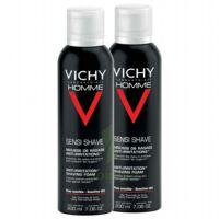 VICHY mousse à raser peau sensible LOT à Sarrebourg