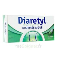 Diaretyl 2 Mg, Gélule à Sarrebourg