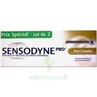 Sensodyne Protection Complète Lot De 2 X 75 Ml à Sarrebourg