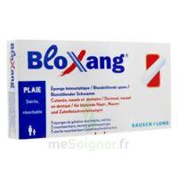 BLOXANG Eponge de gélatine stérile hémostatique B/5 à Sarrebourg