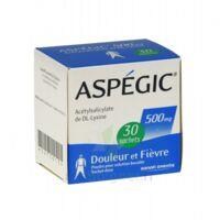 ASPEGIC 500 mg, poudre pour solution buvable en sachet-dose 30 à Sarrebourg
