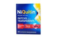 NIQUITIN 7 mg/24 heures, dispositif transdermique B/28 à Sarrebourg